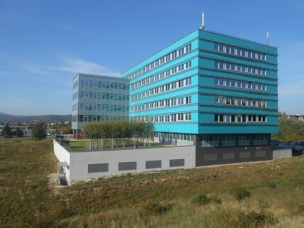 Košice, EcoPoint Office Center