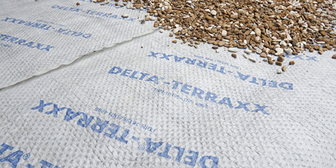DELTA®-TERRAXX horizontal application