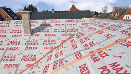 DELTA®-MAXX POLAR Pitched-roof insulation
