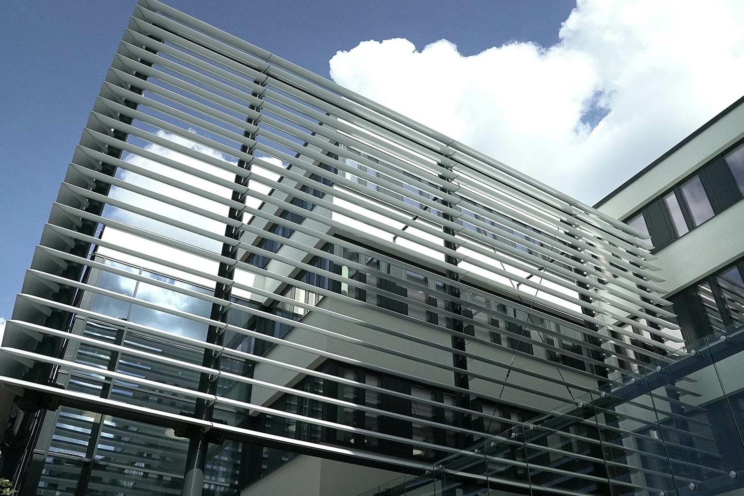 Nieuw gebouw Dörken 2020