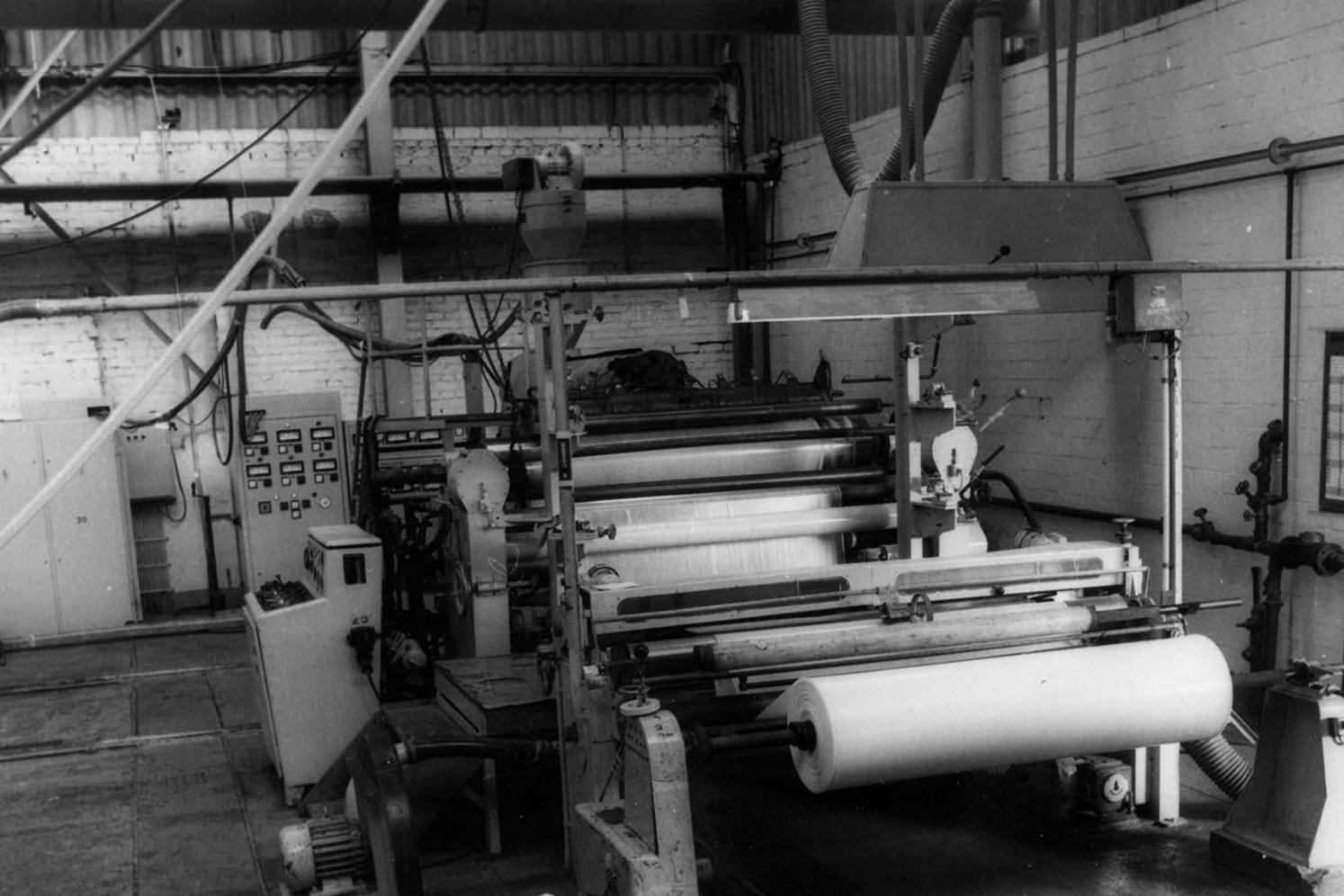 1963 Productiefabriek
