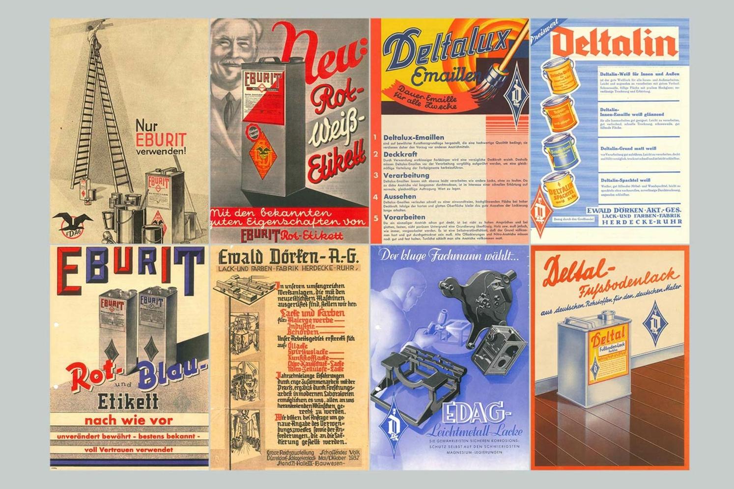Historische advertentie1935
