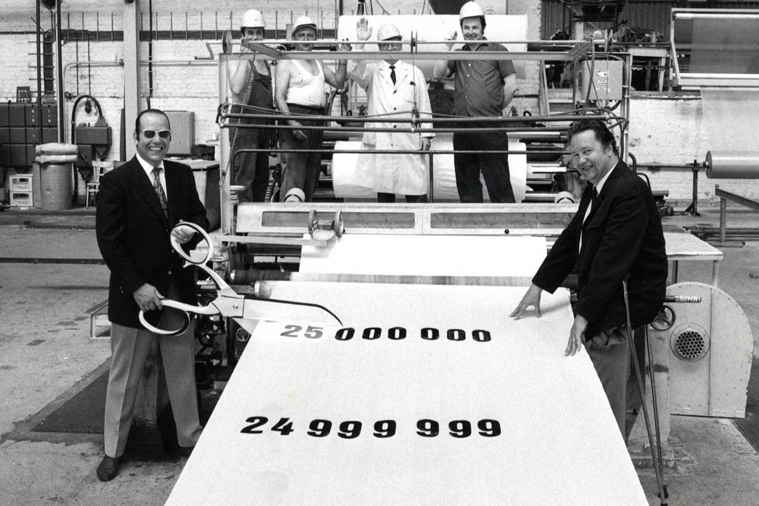 1973 25mil folie