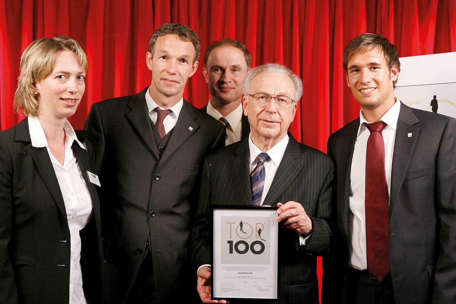 2010 TOP 100 Innovator